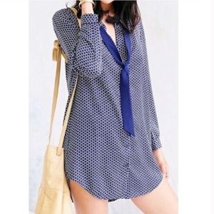 UO Cope Shirt Dress